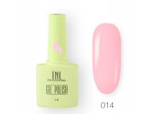 Гель-лак TNL 8 Чувств №014 - розовый ирис 10мл