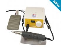 Аппарат Marathon 3N цифровой H35LSP (35000 об/мин), золотистый, педаль вкл./выкл.