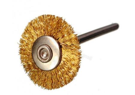 Щётка для чистки фрез 18 мм