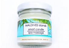 Умная свеча для ухода за кожей - Мальдивы Smart 30 мл