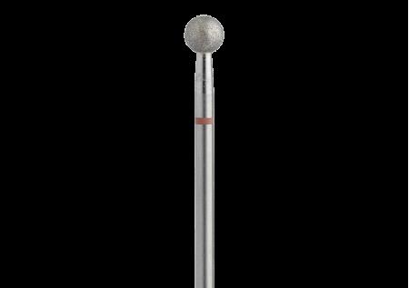 001.514.050k Насадка бор алмазный шарик, мелкий абразив, 5,0мм