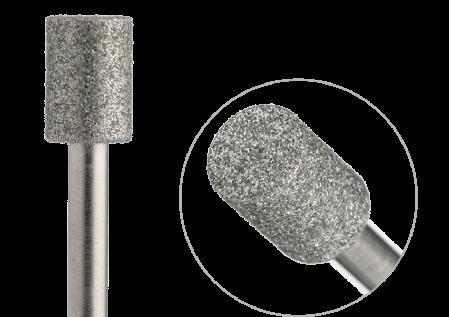 110.524.050 Насадка алмазный бор цилиндр средний абразив 5,0мм