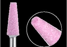 Корунд розовый, конус усеч, 4,3мм (L-12мм)