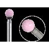 Корунд розовый, шарик, 4мм