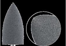 Полировщик пуля заостр. 10мм средний силикон-карбидный
