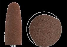 Полировщик пулевидный 10мм супергрубый силикон-карбидный