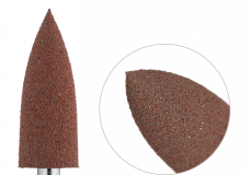 Полировщик пулевидный 6мм супергрубый силикон-карбидный