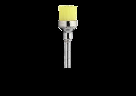 Щетка средняя желтая 6,0мм