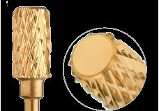 121.220.060 Барабан, 6мм, реверсивный, крупная нарезка, золотистый