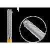 143.110.023 Насадка фреза твердосплавная цилиндр закругленный супермелкая крестообразная нарезка 2,3мм