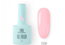 Гель-лак TNL 8 Чувств №008 - розовый фламинго 10мл