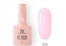 Гель-лак TNL 8 Чувств №009 - розово-лиловый 10мл