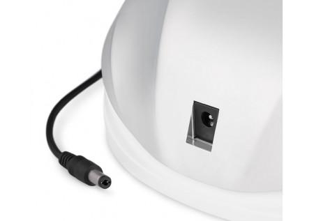 Лампа для гель-лака TNL UV/LED Silver Touch 54W перламутровая