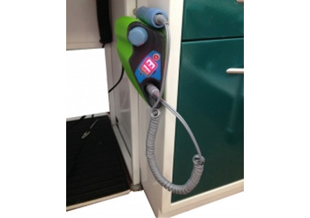Аппарат COLIBRI SMART H37SP/37LSP (35000 об/мин) с педалью в коробке