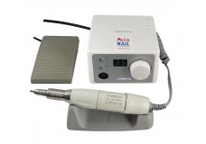 Аппарат Marathon 3N цифровой H35LSP white (35000 об/мин), серебристый, педаль вкл./выкл.