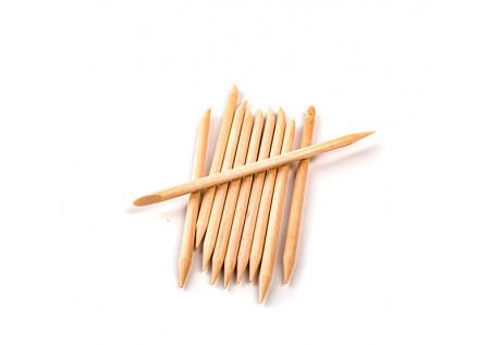 Апельсиновые палочки для маникюра 9,5см (10шт/уп) TNL