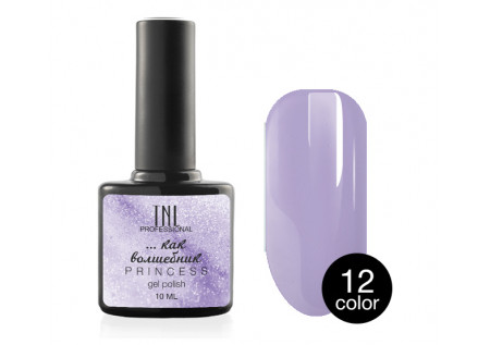 Гель-лак TNL Princess color №12 10 мл