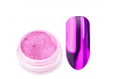 Металлическая втирка TNL фиолетовая