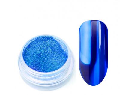 Металлическая втирка TNL синяя