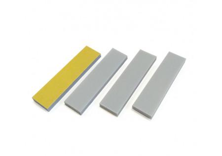 Сменные абразивные файл-баф Smart серые Standart (25х90мм) 320 грит, 50 шт/уп