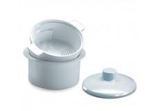 Емкость для стерилизации и дезинфекции до 120 гр. Цельсия 90*56 мм из армлена