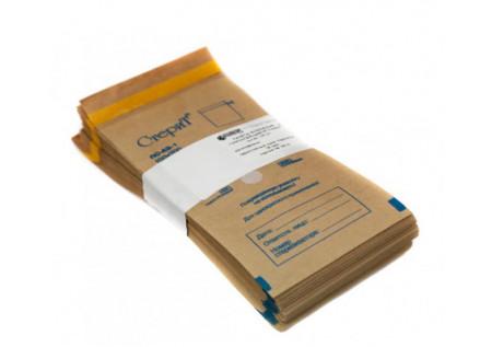 Крафт-пакеты 100*200 для стерилизации боров и фрез